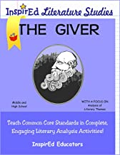 D7207 The Giver Literature Study