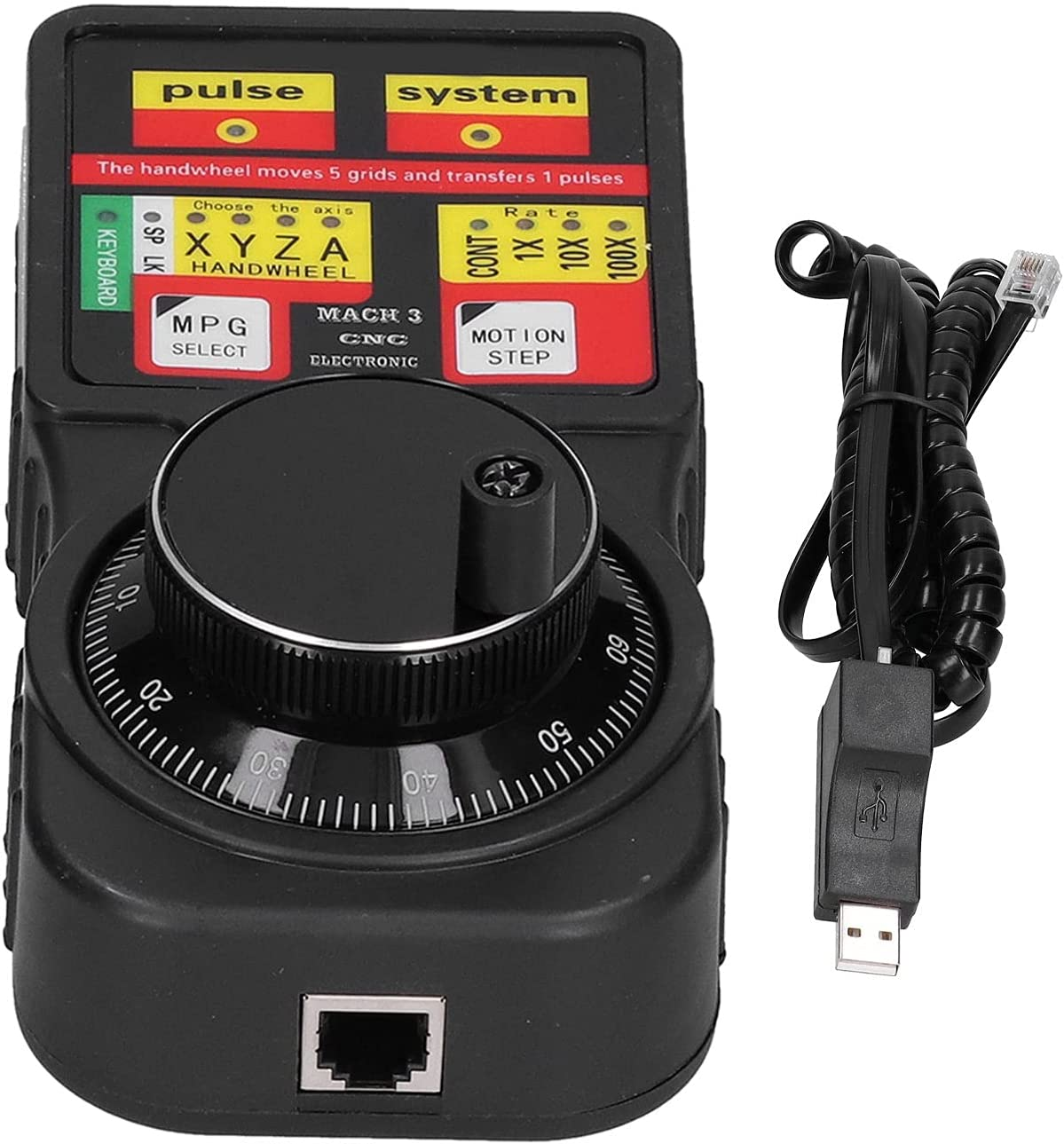Direct store Electronic Control Handwheel Motion Super sale period limited Mode I USB Axes and