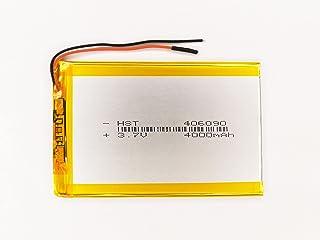 بطارية قابلة لإعادة الشحن 3.7 فولت 4000 مللي أمبير بطارية ليثيوم بوليمر رفيعه HST