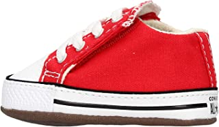 Converse Unisex-Child Chuck Taylor All Star Cribster Easy Slip-on Baby Sneaker