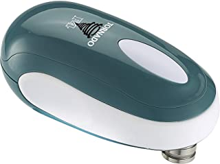 Tornado F4 Hands-Free Electric Can Opener In Teal