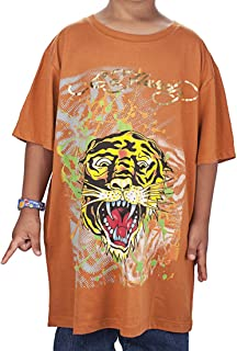 Kids Boys Tiger T-Shirt
