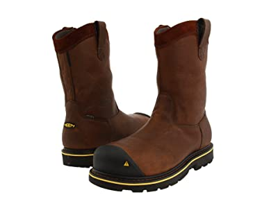 Keen Utility Dallas Wellington (Dark Brown) Men