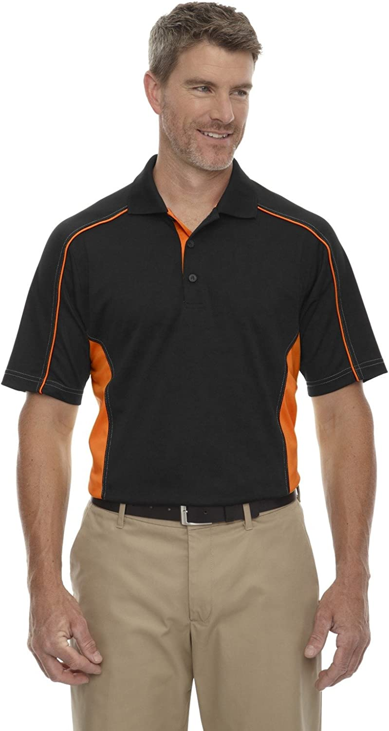 Extreme Mens Fuse Polos Snag Protection Plus Color-Block Polos (85113T)