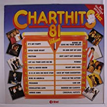 chart hits 81 vinyl