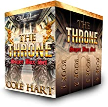 The Throne 1-4: Super Box Set: Entire Series