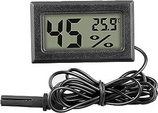 Linkstyle Mini Digital Thermometer Hygrometer Indoor Temperature Humidity Meter Gauge LCD Celsius (℃) Display (Humidity wi...