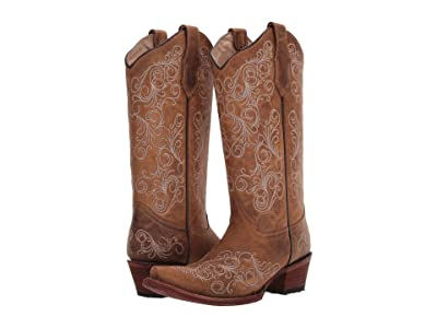 Corral Boots L5418 (Tan) Women