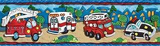 Best fire truck border Reviews