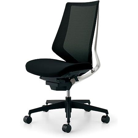 コクヨ デュオラ イス オフィスチェア ブラック メッシュタイプ デスクチェア 事務椅子 シンプルデザイン多機能チェア CR-G3000E1KZB6-VN 【ラクラク納品サービス】