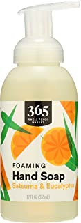 365 by Whole Foods Market, Foaming Hand Soap, Satsuma & Eucalyptus, 12 Fl Oz