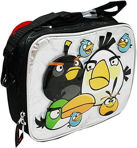 al precio mas bajo Rovio Angry Birds Insulated Lunch Bag Box - plata by by by Rovio  edición limitada
