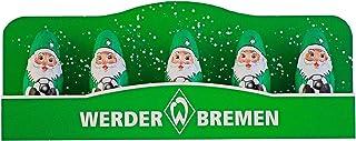 Werder Bremen Massiv Weihnachtsmänner 5er Pack Nikoläuse