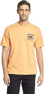 IZOD Men's Short Sleeve Graphic T-Shirt