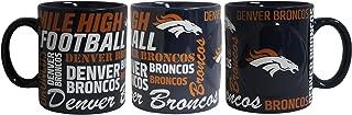 Boelter Denver Broncos 14oz Slogan Mug