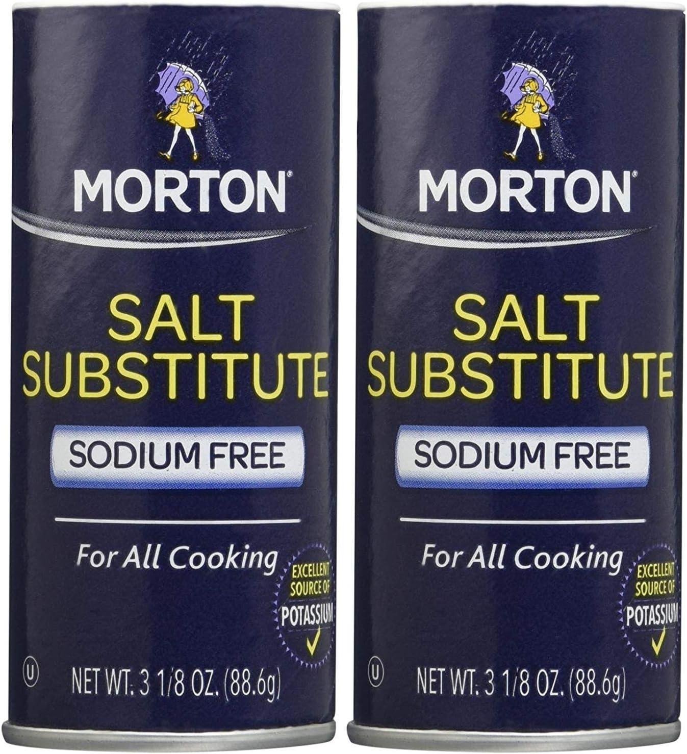 Morton Some reservation Salt Substitute 3.12 2 Direct store pk oz