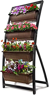 cascading flower box
