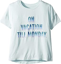 On Vacation Tee (Little Kids/Big Kids)