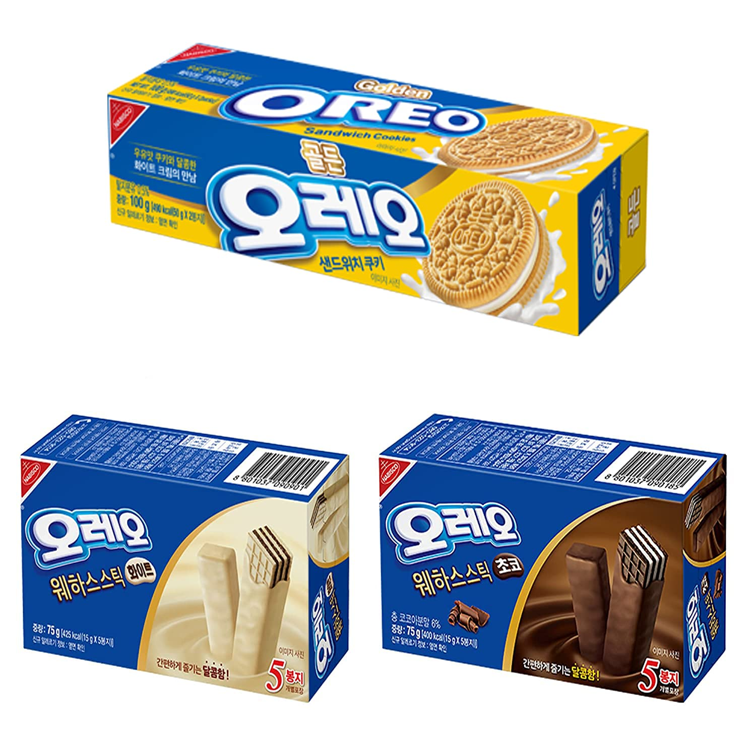 Popular brand Oreo Variety Cookies Award Wafer Stick Limit and Golden Flavor