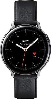 Samsung Galaxy Watch Active 2 , 44 mm Stainless Steel, Silver - SM-R820NSSAKSA