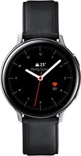 Samsung Galaxy Watch Active 2 - Stainless Steel, 44mm, Silver