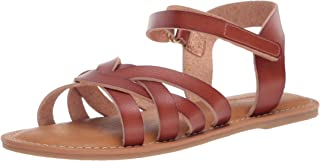 Amazon Essentials Strappy Sandal - sandals Unisex niños