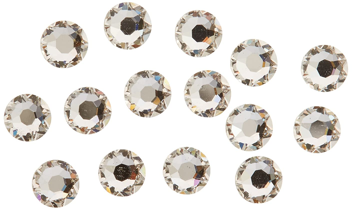Swarovski - Create Your Style Hotfix 4mm Crystal 3 packages of 28Piece (84 Total Crystals)