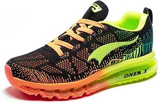 Amazon.es: zapatillas fluorescentes