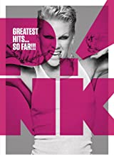 pink greatest hits dvd