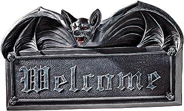 ! Vampire Bat Welcome Wall Sculpture [Kitchen]