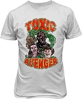 RIVEBELLA New Graphic Shirt Toxic Poster Novelty Tee Avenger Men's T-Shirt