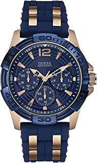 Guess Casual Watch For Men Analog Stainless Steel - W0366G4