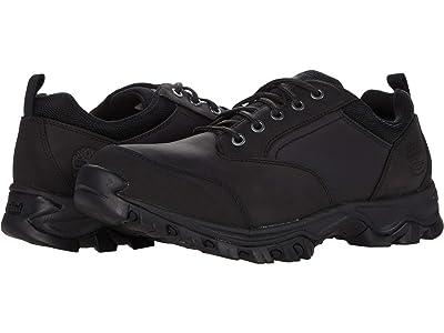 Timberland Keele Ridge Waterproof Leather Low (Black) Men
