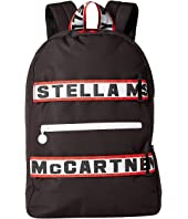 Stella McCartney Kids - Stella Logo Backpack