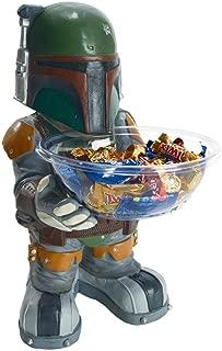 Rubie's Star Wars Boba Fett Candy Bowl Holder
