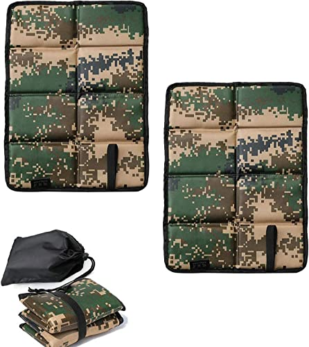 high quality Camping Cushion Seat Folding Lightweight Foam Sitting Pads Waterproof Camping Cushion online Foam Seat Pad Foldable Outdoor Sitting Mat Backpacking Hiking Camping,Pack of outlet sale 2 online sale