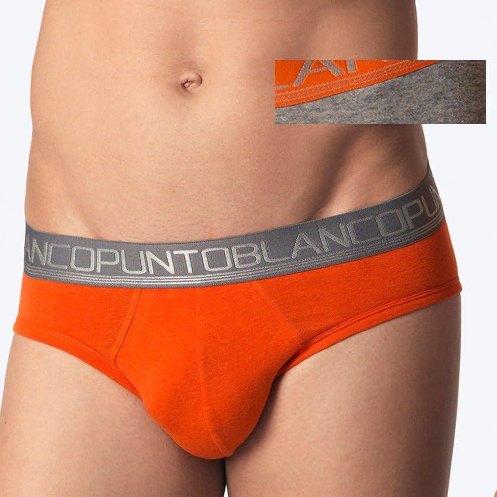 Punto Blanco Duplo Slip Mission lencer/ía para Hombre
