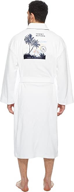 Tommy Bahama Wade in the Shade Waffle Robe