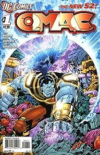 O.M.A.C. (3rd Series) #1 VF/NM ; DC comic book