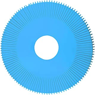 K12894 Pool Cleaner Pleated Seal Disc for Pentair Kreepy Krauly Pool Cleaner Seal K12894, K12896 and Starfish Seal K12895 Automatic Pool and Spa Cleaner