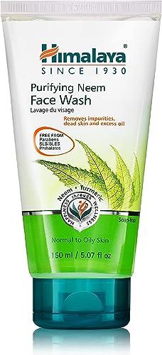 Himalaya Herbals Purifying Neem Face Wash, 150ml