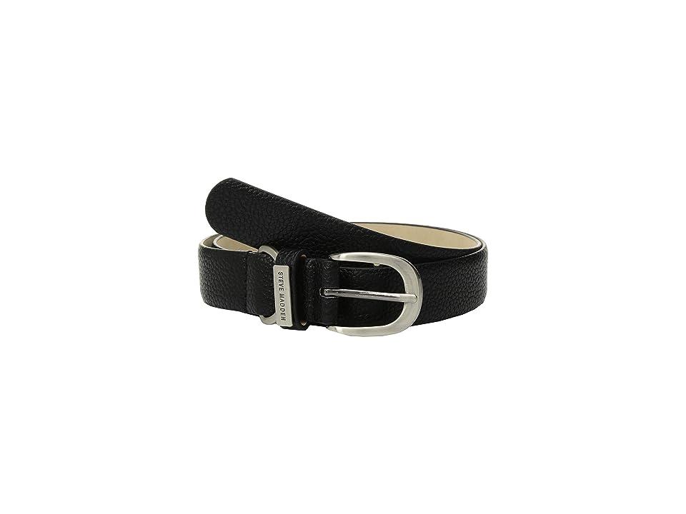 Steve Madden Pants Belt (Black) Women