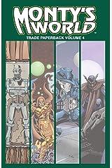 Monty's World Volume 4: Fun Adventure Comics! 2 Kindle Edition
