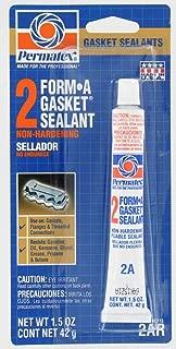 Permatex 80015 1.5 Oz Form-A-Gasket #2 Sealant