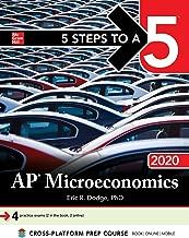 5 Steps to a 5: AP Microeconomics 2020 (5 Steps to a 5 Ap Microeconomics and Macroeconomics)