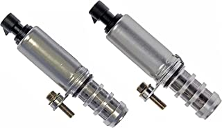 APDTY 028326 & 028327 VVT Variable Valve Timing Solenoid Left & Right Fits 2.0 2.2L 2.4L Ecotec Engine (Intake & Exhaust; Replaces 12655420, 12655421, 12628347, 12646783, 12578518, 12628348, 12646784)