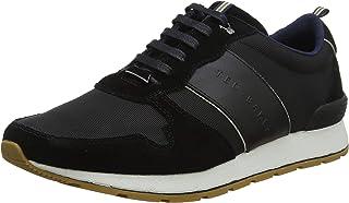 تيد بيكر حذاء سنيكرز للرجال، مقاس 41 EU ، لون اسود