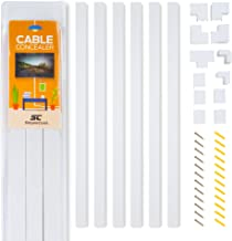 Best hide wires without going through wall Reviews