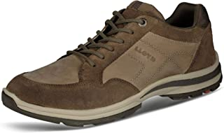 LLOYD Herren Low-Top Sneaker EFRAT, Männer Sneaker,Variofootbed