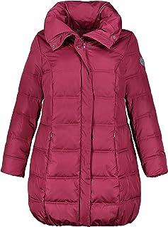d59b31a5876 Ulla Popken Women s Plus Size Princess Seam Quilted Coat 718674